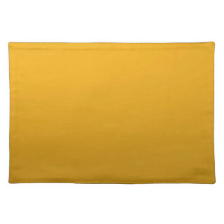 Gold Blank TEMPLATE Add text image fill color Place Mat