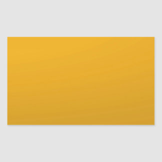 Gold Blank TEMPLATE Add text image fill color Rectangle Stickers
