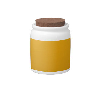 Gold Blank TEMPLATE Add text image fill color Candy Jars