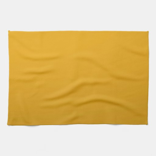 Gold Blank TEMPLATE : Add text, image, fill color Hand Towel