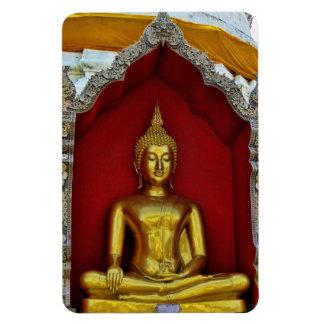 Gold Buddha Magnet