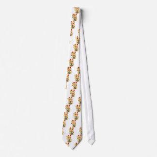 Gold Cat Tie
