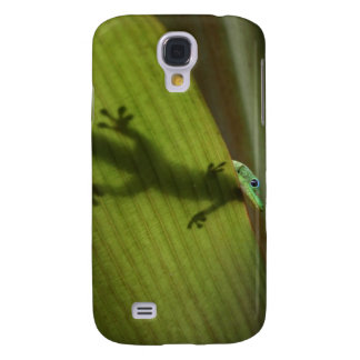 Gold Dust Day Gecko Galaxy S4 Case