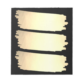 Gold Foil Paint List Gold Look Swatches Notepad