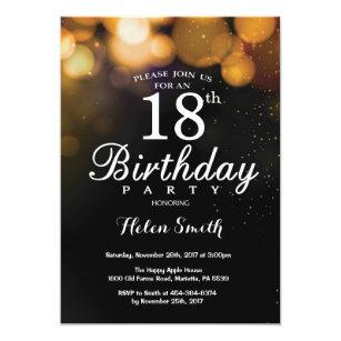 18th Birthday Invitations For Boys Arts Arts