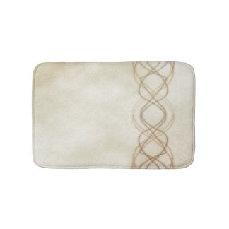 Gold Lights Bath Mat