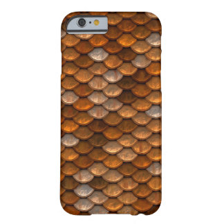 Gold Metal Scale Background iPhone 6/6s case