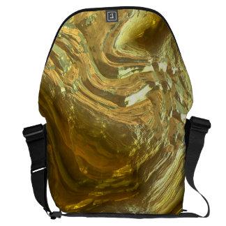 Gold River 1 Messenger Bag