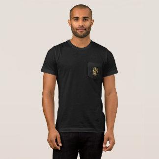 Gold Sugar Skull T-Shirt
