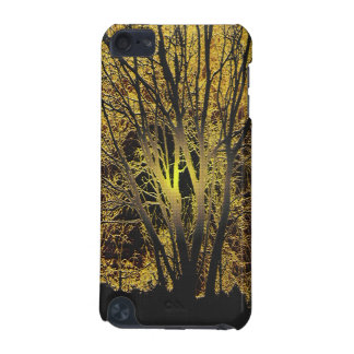 Gold Sunset Tree's iPod Touch (5th Generation) Case