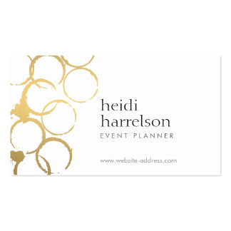 Event Planner Business Cards