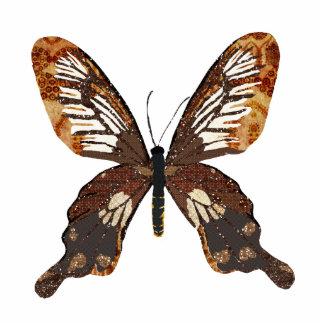 Golddust Butterfly Photo Sculpture