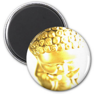 Golden Baby Buddha mousepad Refrigerator Magnet