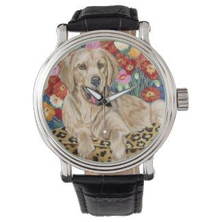Golden Boy Retriever Watch