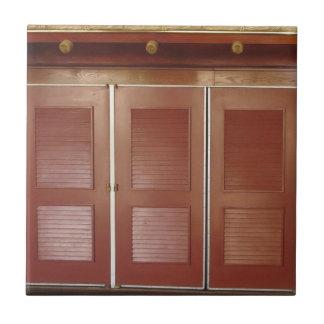 Golden Brown Building Interior Decorations Tile
