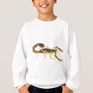 Golden Brown Scorpion Sweatshirt