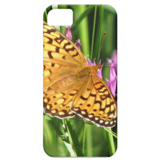 Golden Butterfly iPhone 5 Cover