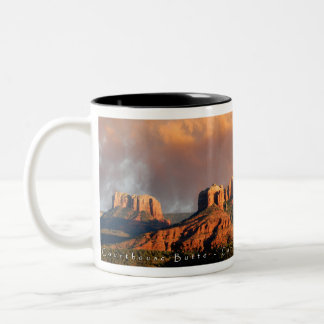 Golden Cathedral Valley Gift Mug