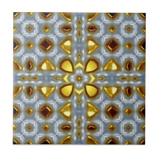 Golden Ceramic Tile
