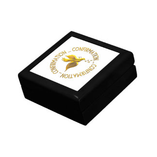Golden Confirmation and Holy Spirit Gift Box