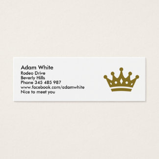 148 golden crown business cards and golden crown business for Crown business cards