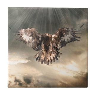 Golden Eagle Tile