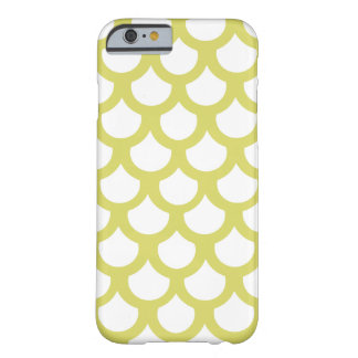 Golden Fish Scale 1 Barely There iPhone 6 Case