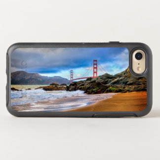 Golden Gate Bridge at sunset OtterBox Symmetry iPhone 8/7 Case