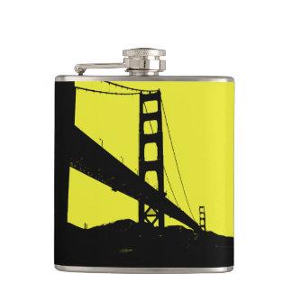 Golden Gate Bridge Flask