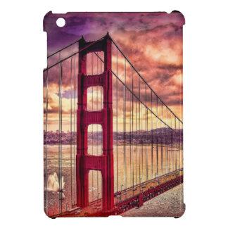Golden Gate Bridge in San Francisco, California. iPad Mini Case