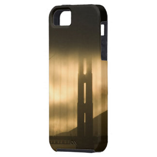Golden Gate Bridge iPhone Case - Cloudy Sunset
