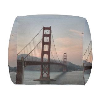 Golden Gate Bridge Pouf