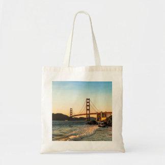 Golden Gate Bridge, San Francisco Budget Tote Bag