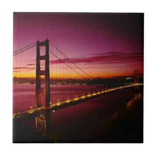Golden Gate Bridge, San Francisco, California 3 Tile
