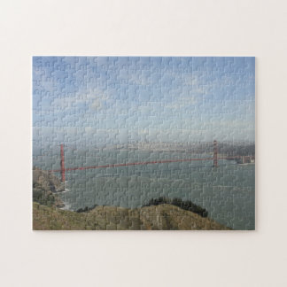 Golden Gate Bridge San Francisco Puzzle