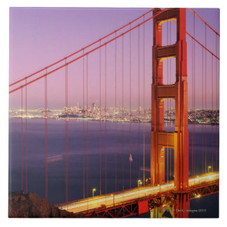 Golden Gate Bridge Tile