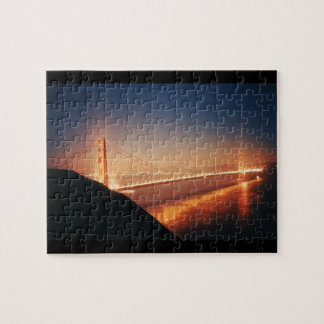 Golden Gate Puzzle