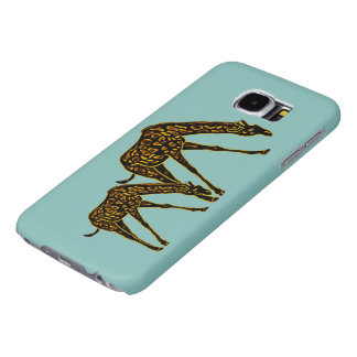 Golden Giraffe Samsung Galaxy S6 Cases