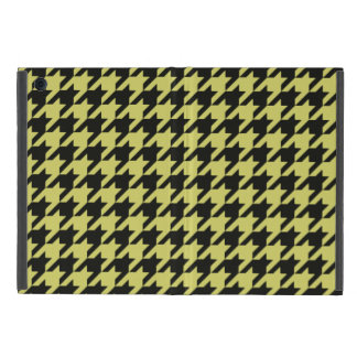 Golden Houndstooth 2 iPad Mini Cover