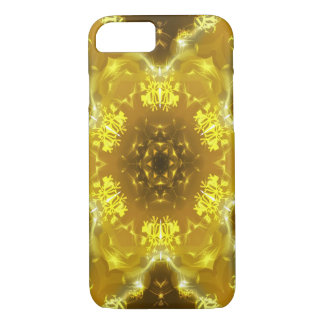 Golden Kaleidoscope iPhone 8/7 Case