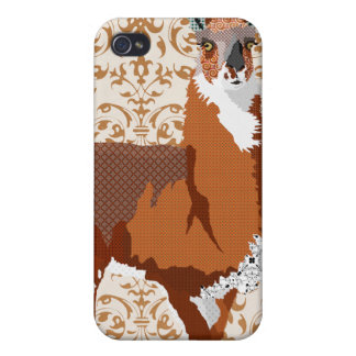 Golden Llama i Case For iPhone 4