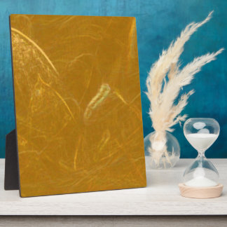 Golden Lotus Etched Foil LowPrice Shades n Pattern Plaque