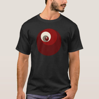 Golden Ratio Circles (Red) T-Shirt
