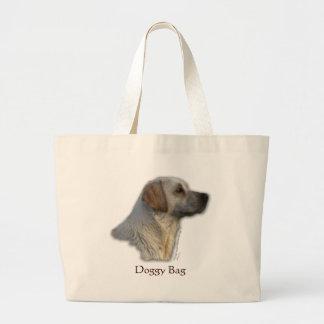 GOLDEN RETRIEVER DOGGY BAG