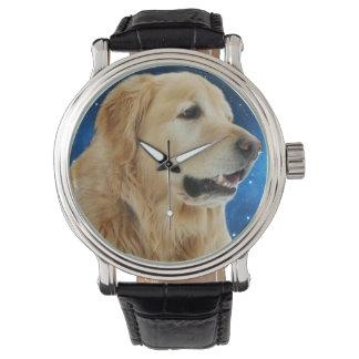 Golden Retriever Face Watch