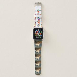 Golden_Retriever  full 6 Apple Watch Band