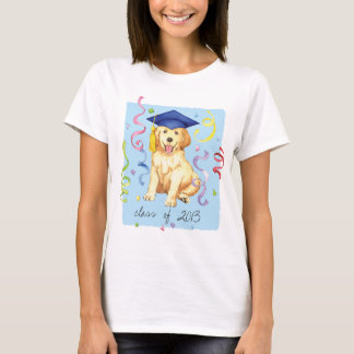 Golden Retriever Graduate T-Shirt