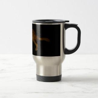 Golden Retriever Travel Mug