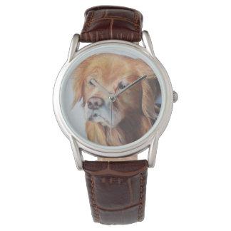 Golden Retriever Watch! Watch
