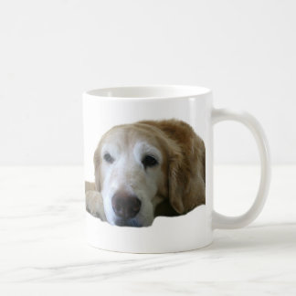 Golden Retriever Wise Up Mug